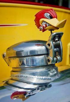 Thrush - Mr. Horsepower - Woodpecker - Vintage Hot Rods