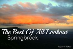 The Best Of All Lookout Springbrook - Gold Coast Hinterland Queensland