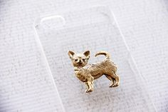 Chihuahua iPhone Case Samsung Galaxy S3 S4 Dog Case by CaseCavern