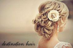 Curly Hair Brides :  wedding curl down do 1 hair natural naturally curly Hair14