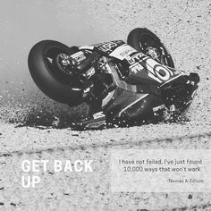 Get. Back. Up.  . . . . . . #crashed #getbackup #tryagain #nevergiveup Get Back Up, Grow Together, Try Again, Never Give Up, Quotes, Instagram, Quotations, Quote, Shut Up Quotes