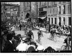 départ de La Rochelle étape les Sables d'Olonne Bordeaux 1926