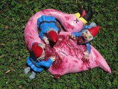 Flesh-eating garden gnomes.