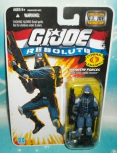 GI JOE online exclusive COBRA Viper Guard v1 2006 DTC army builder action figure