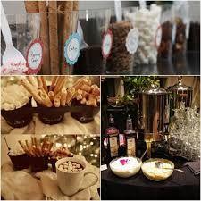 hot cocoa bar - Google Search