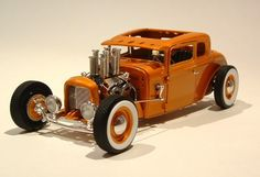 Channeled Hot rods/Street rods - Scale Auto Magazine - For building plastic & resin scale model cars, trucks, motorcycles, & dioramas