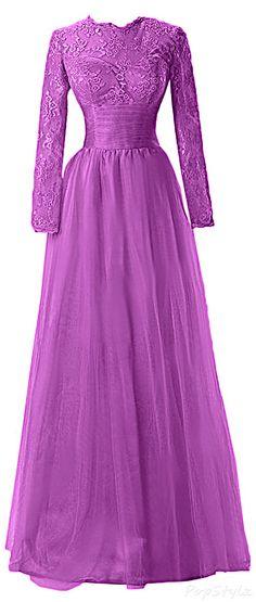 Sunvary 2015 Jewel Neck Lace Formal Dress jαɢlαdy