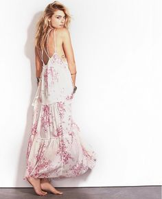 In The Mood For: Romantic Dresses via @Alexandra M What Wear