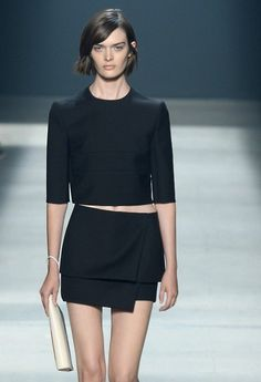 Narciso Rodriguez SS14 | Minimal + Chic | @CO DE + / F_ORM