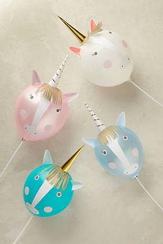 Forest Animal Ballon-Set