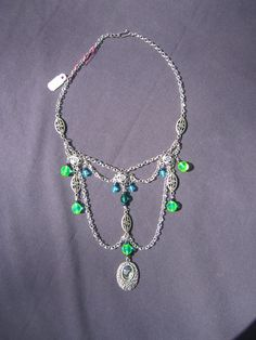 Necklace Hera's Jewels by DarklyngStudios on Etsy, $45.00