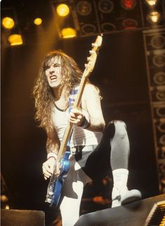Steve Harris-Iron Maiden..........