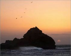 Big Sur's Pfeiffer Beach,  but Don Smith Photography.