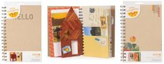 ready set go daybooks...love Amy Tan's new line of journal books!