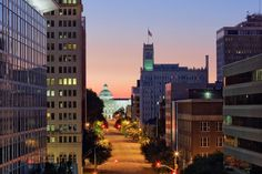 Jackson, Mississippi, taken by photographer Jeremy Woodhouse