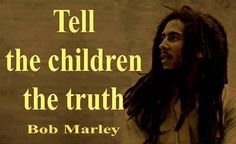 Tell the children the truth | Anonymous ART of Revolution