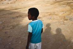 Dania Hany - Nubia, Egypt 2015
