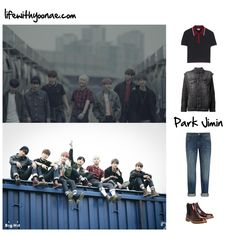 BTS I need u MV inspired by Jimin outfit