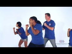 Learn the American Cancer Society Fight Back Line Dance...and do it at your 2014 Relay For Life events!!!