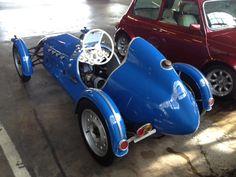 Simca Gordini, Lane Motor Museum, Nashville. Nice little racing car.