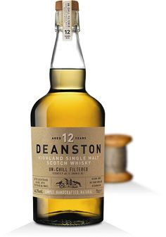 Deanston 12 Year Old Highland Single Malt Scotch Whisky 750mL