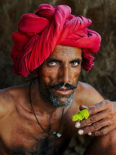 Nomad, India | Steve McCurry