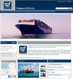 Oriental CIS ( TGF website Design )