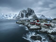 Hamnøy by Michael Nebuloni on 500px