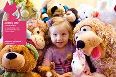 Stuffed Animal Birthday Party Invitation