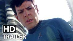 Star Trek Into Darkness - Trailer 2 (Deutsch | German) | HD, via YouTube.