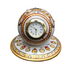 Marble Table Watch