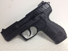 Ruger SR22 Pistol. One of my favorite shooters
