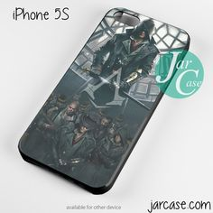 Assassins Creed Syndicate Awesome Phone case for iPhone 4/4s/5/5c/5s/6/6 plus