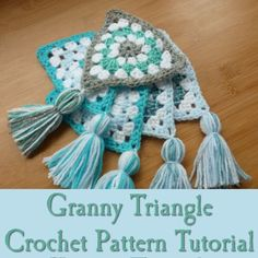 CraftyMarie is a craft site for adults by Marie Williams Johnstone. I love sewing with felt, papercrafts like card-making and lots more crafts. Crochet Bunting Free Pattern, Crochet Triangle Pattern, Granny Pattern, Crochet Garland, Crochet Patterns, Crochet Ornaments, Crochet Round, Crochet Granny, Crochet Stitches