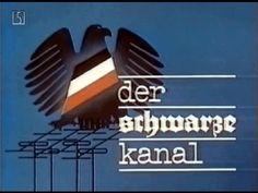 Der Schwarze Kanal - DDR Propaganda - Karl-Eduard von Schnitzler