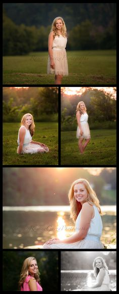 Senior Photography, I love all of these.