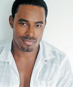 """Layman Rucker~ Ever look at a man & think """"I bet he's really a nice guy?"""" He's that one for me."""