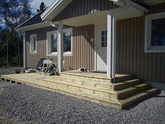 Vårt husbygge 2009: Nu har vi bott i vårt hus i ett år och..