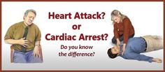 How To Tell The Difference Between A Heart Attack And Cardiac Arrest - KEEPHEALTHYALWAYS.COM - Reliable Health Advice and Remedies