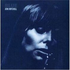 Blue- Joni Mitchell, CD SHM