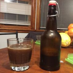Old-Fashioned Root Beer using multiple ingredients (including licorice root and mint)