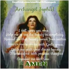 archangel jophiel images - Yahoo Image Search Results Spiritual Guidance, Spiritual Life, Spiritual Awakening, Archangel Jophiel, Archangel Prayers, Angel Readings, Catholic Prayers, Catholic Archangels, Angel Guide
