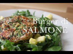 Burger di SALMONE | FACILISSIMO | CasaSuperStar - YouTube