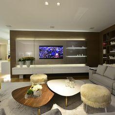 Um ambiente acolhedor, moderno e cheio de estilo, projetado pela…