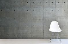 The Clean Concrete Wall Mural is one of the more modern texture themes that we are proud to present to you. If you are looking for a super slick, fresh feature wall then this is the design for you. With smooth grey tones of the concrete blocks, reminiscent of those found in swish city loft apartments, creating an air of minimalist simplicity has never been easier and is absolutely perfect for people out there looking for pared back elegance in their interior decor.