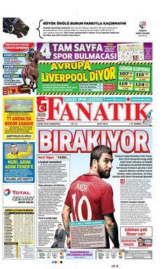 SPORUN MANŞETLERİ (1 EKİM 2016) - 4 | NTVSpor.net