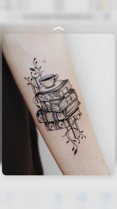Tattoo Now, Real Tattoo, Book Tattoo, Diy Tattoo, Baby Tattoos, Body Art Tattoos, Tatoos, Tatuagem Em Braille, Tattoo Sketches