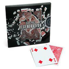 Regeneration: Card Tear & Restore Magic Trick
