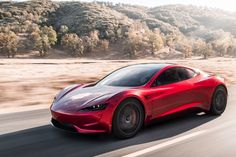 The Tesla Roadster will start at $200000