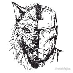 tshirt for meeee house stark iron man dire wolf